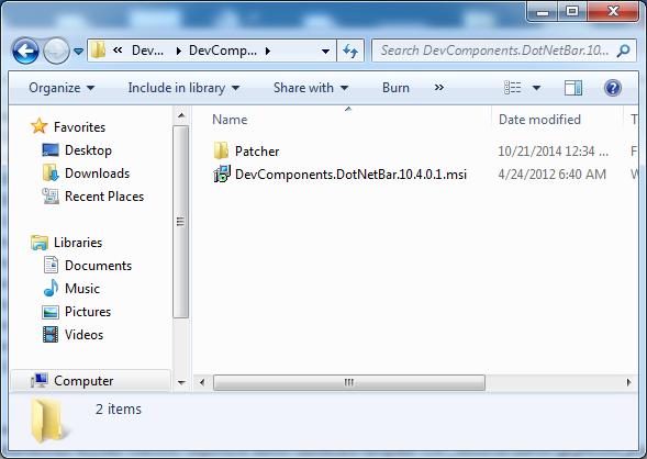 آموزش کامپوننت Dev Component در سی شارپ - درس اول - نصب Dev