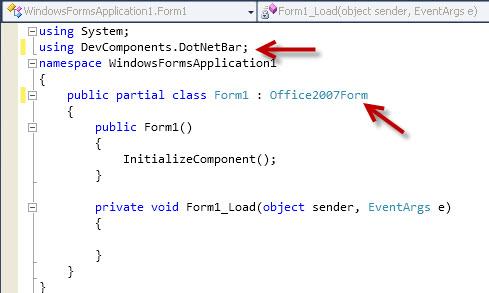 csharp-devcomponent-dotnetbar2-style-manager-2